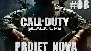 "Call of Duty: Black Ops Walkthrough FR #08 ""Projet Nova"""