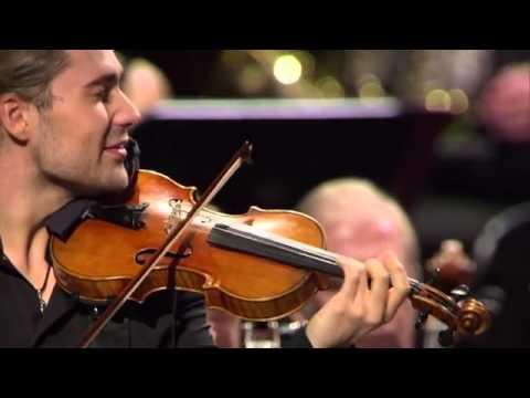 David Garrett - VARIATION 18 FROM PAGANINI-VARIATIONS,OP.43 (Sergei Rachmaninoff)