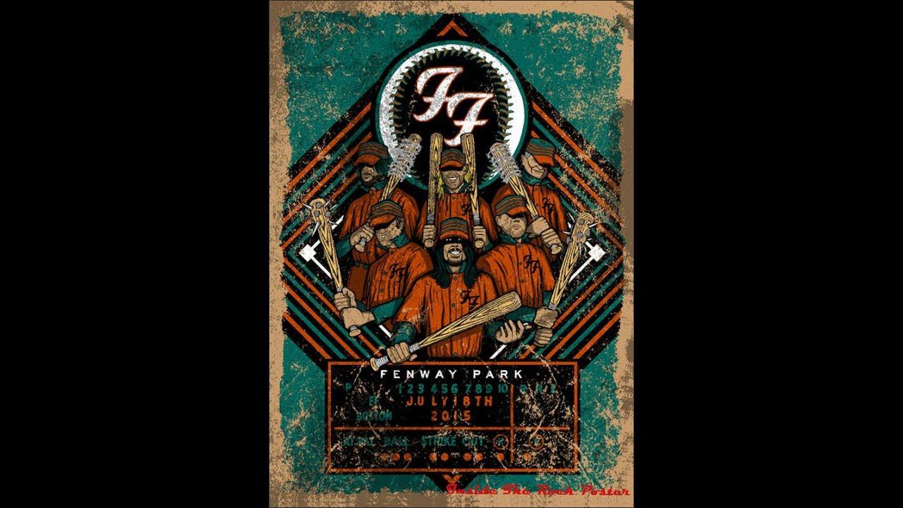 Foo Fighter Sonic Highways Tour Setlist