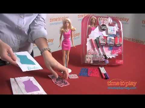 Barbie Design Dress Studio From Mattel Youtube
