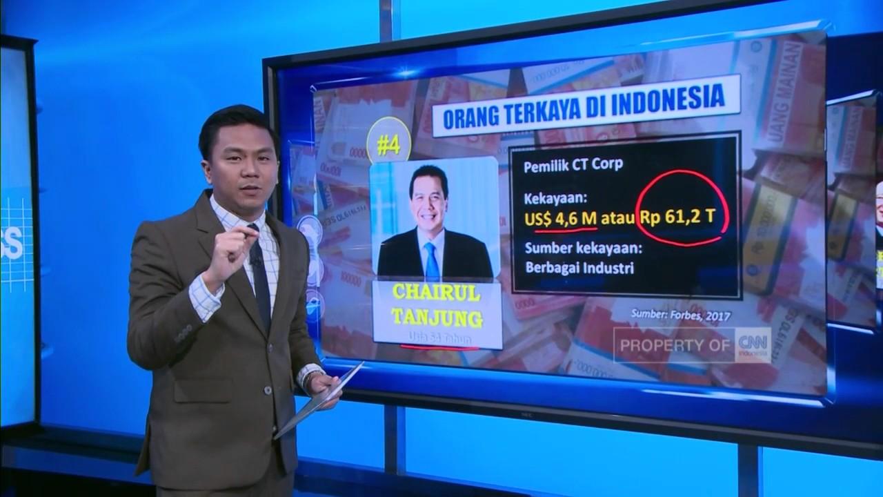 Ini Orang-orang Terkaya di Indonesia 2017 Versi Forbes ...