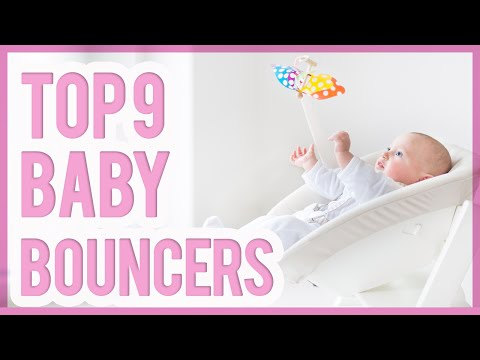 Best Baby Bouncer 2016 & 2017 – TOP 9 Baby Bouncers