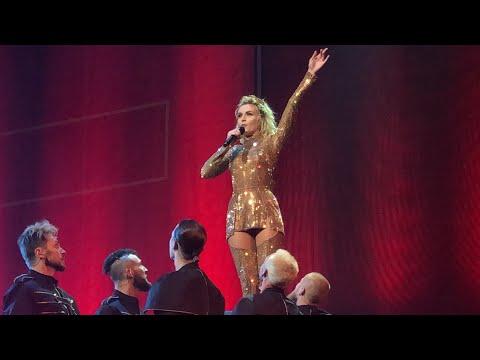 Полина Гагарина - концерт в Москве 30 марта 2019