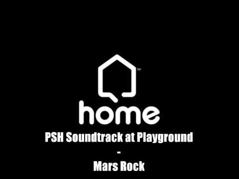 PlayStation Home Playground Soundtrack - Mars Rock
