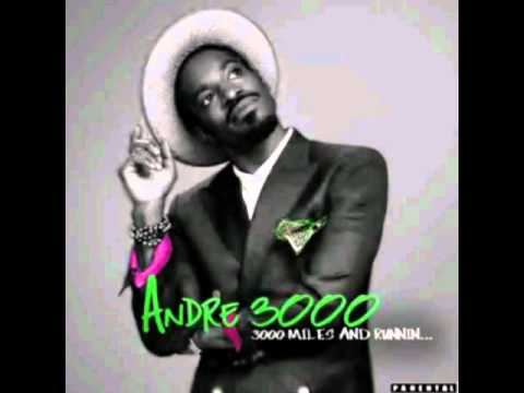 Andre 3000- Soul Music (3000 Miles And Runnin)