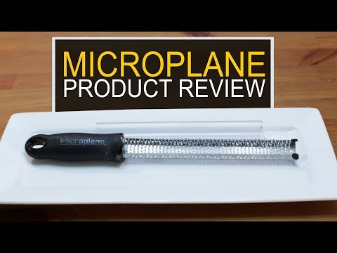 Kitchen Product Review 7 | Microplane Zester
