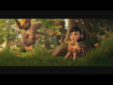 Trailer do filme A Cativa do Castelo