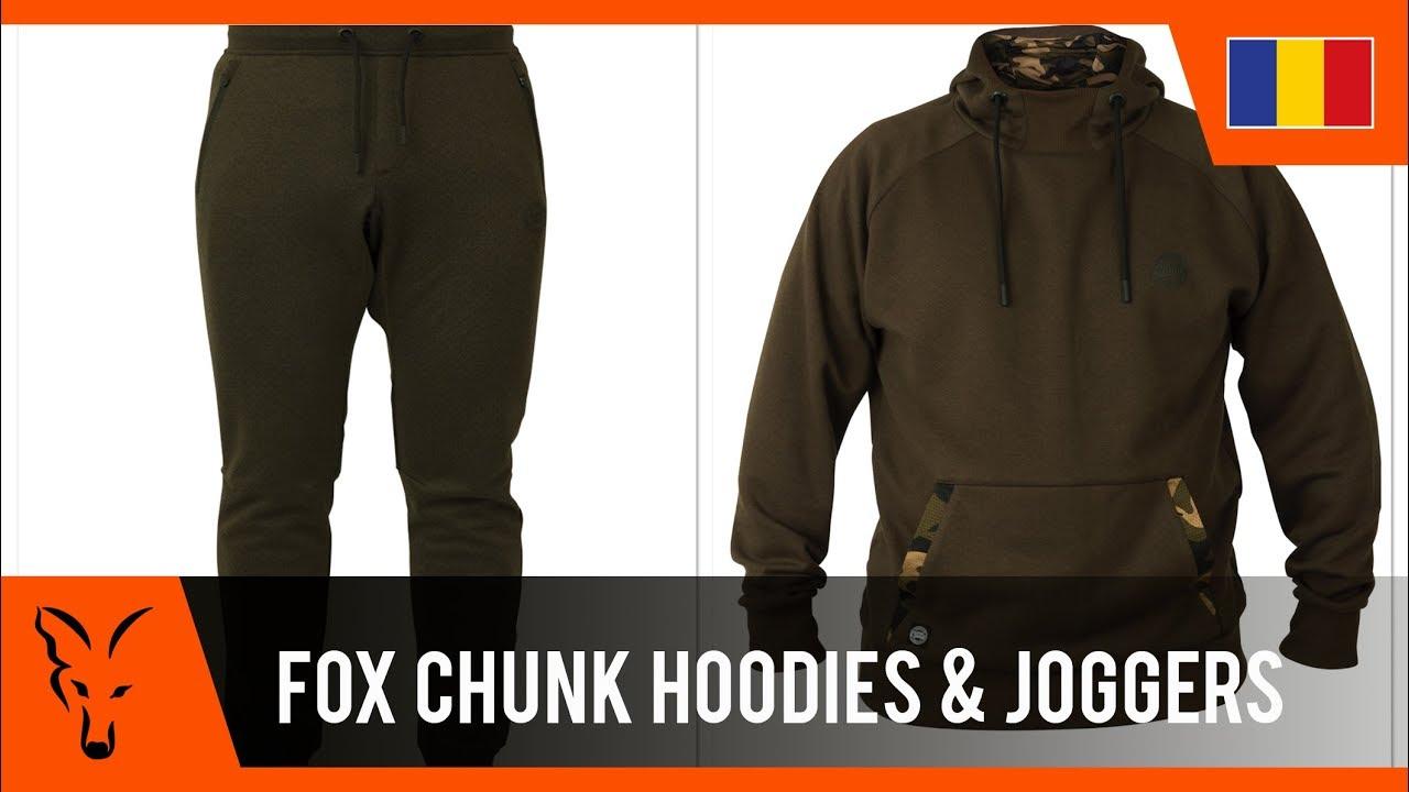 M Camo Jogger Fox Chunk Dark Khaki