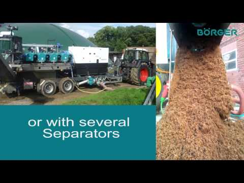 The Boerger Bioselect - Separation Technology