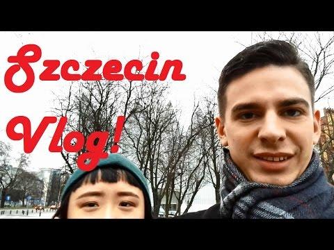MatSan: Szczecin Vlog Day1 & 2!