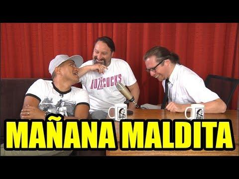 Daniel Marquina y Gonzalo Torres de Mañana Maldita en #LaHabitacion007, 094