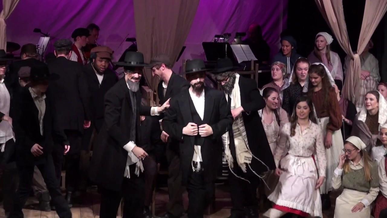Fiddler on the Roof - Wedding Dance - YouTube