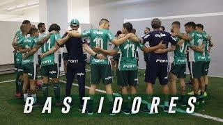 BASTIDORES - SÃO PAULO 0 X 1 PALMEIRAS - PAULISTA 2019
