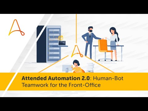 Attended Automation 2.0: Human-Bot Teamwork for the Front-Office