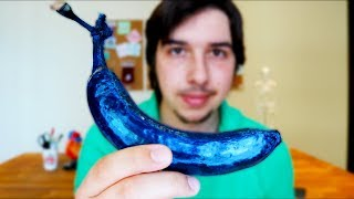 Have you ever seen a BLUE BANANA ?