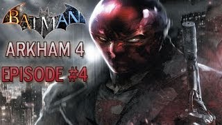 Batman: Arkham Knight Episode #4 | Red Hood (Boss Battle, Origins, Main Villain)