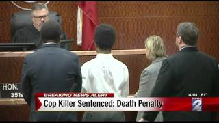 Man Convicted of Killing Bellaire Police Officer Sentenced to Death