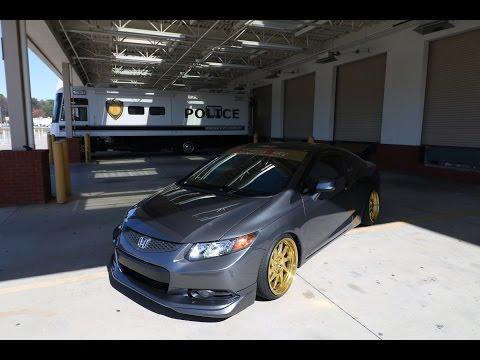 VIP Honda Civic? | Civic LX Coupe Review