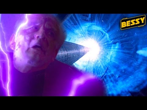 Why Palpatine Exploded After His Death - Explain Star Wars
