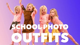 Preparing For BACK TO SCHOOL Photos at SCHOOL