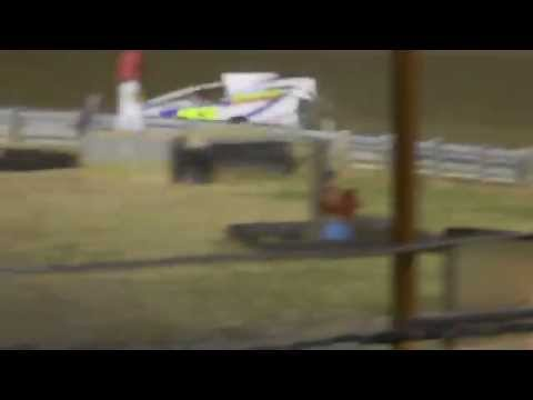 New Egypt Speedway  6-28-14 Modified Race
