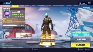 COME THE MIDI AFTER WITH ME ON FORTNITE - Live ps4