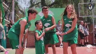 Campus Fundación Unicaja Baloncesto 2019 T1: Visita Luis Casimiro