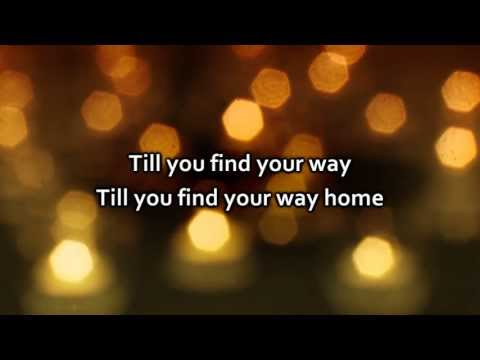 The Afters - Find Your Way - Lyrics