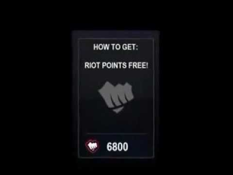 League of Legends Free Riot Points Quinn and Valor/Season 3 Patch 2013 from YouTube · Duration:  1 minutes 6 seconds