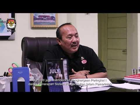 Zona Integritas & Reformasi Birokrasi: Gratifikasi, SPIP dan Pelayanan JDIH di KPU Provinsi NTB