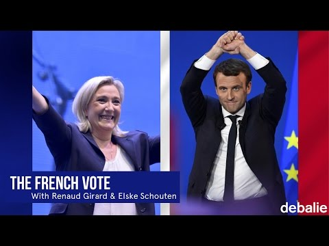 The French Vote with Renaud Girard (Le Figaro)