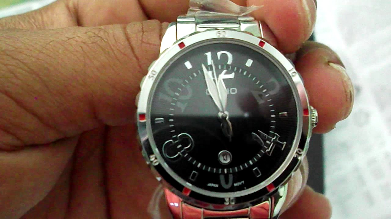 c371c1b2abc Relógio feminino Casio Ltp-1311d-1a - YouTube