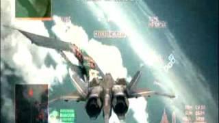 "Ace ComBat 6 ""Mission 09 CFA-44 Play"""