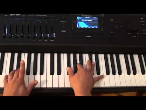 How to play Style on piano  Taylor Swift  Style Piano Tutorial  1989