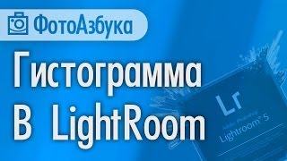 Что Такое ГИСТОГРАММА на примере LightRoom Уроки по фотографии| Фотоазбука