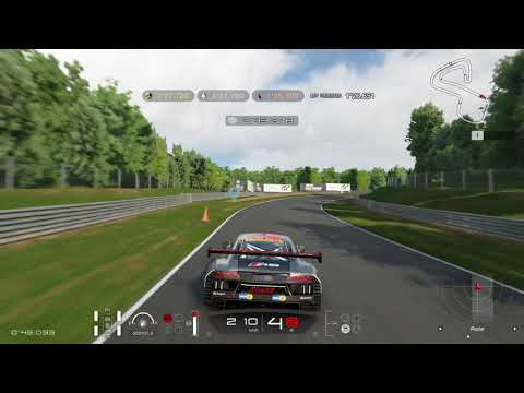 Gran Turismo Sport Circuit Experience Brands Hatch GP Gold Lap Attack