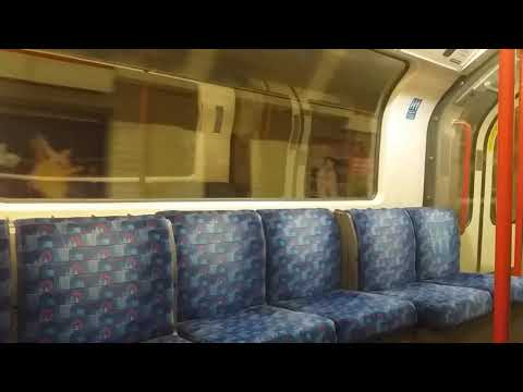 **RARE ANNOUNCEMENT** Central Line train terminating at Bethnal Green