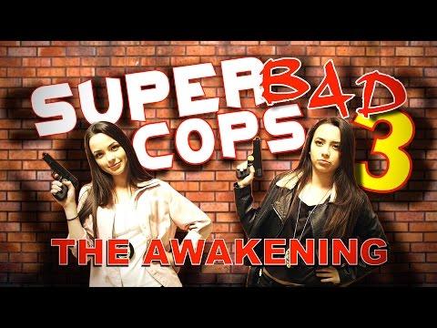 Super Bad Cops 3 - The Awakening - Merrell Twins