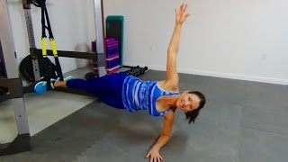 TRX Fullbody 3 - Legs, Butt, Core and Arms (Warm Up included)