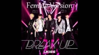 U-KISS - Break Up [Female Version]