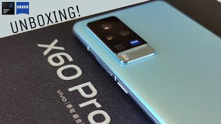 Vivo X60 Pro Unboxing & Review | Exynos 1080 + ZEISS | Camera Beast ✨