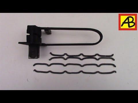 Универсальный станок для ковки UNV3 BlackSmith - YouTube