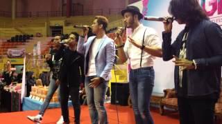 Qanda - Cinta Yang Sempurna Live in JB (Short Version)