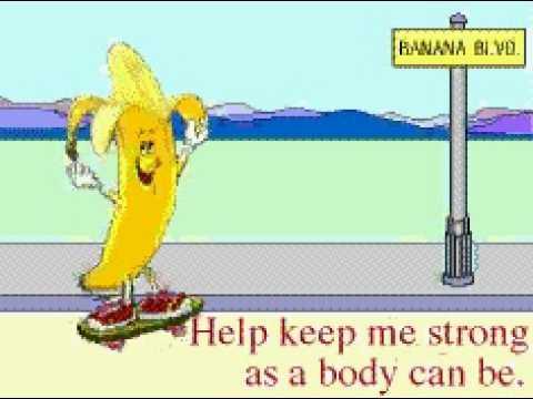 Five A Day - Go Bananas