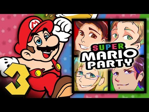 Super Mario Party: What Have We Done!? - EPISODE 3 - Friends Without Benefits