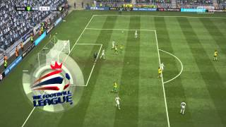 Fifa 15 Gameplay - 1080p 60FPS - Become A Pro #1 Introducing Afro Banzai