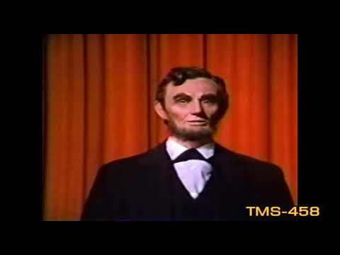 Youtube Great Moments With Mr. Lincoln