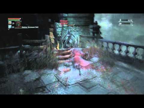 Bloodborne - My First Invasion
