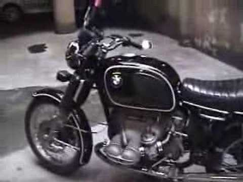 classic 1976 bmw r90/6 motorcycle - youtube