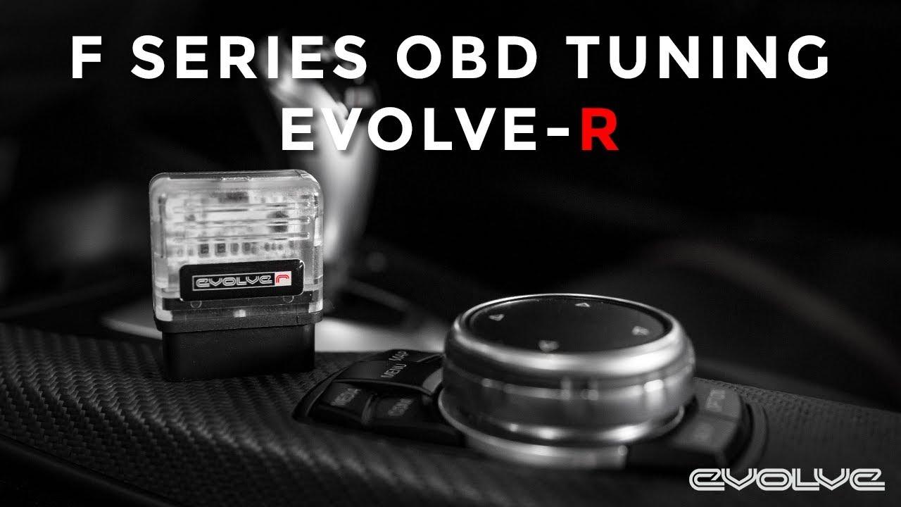 BMW F Series OBD Port ECU Remap / Flash Tune FXX by Evolve